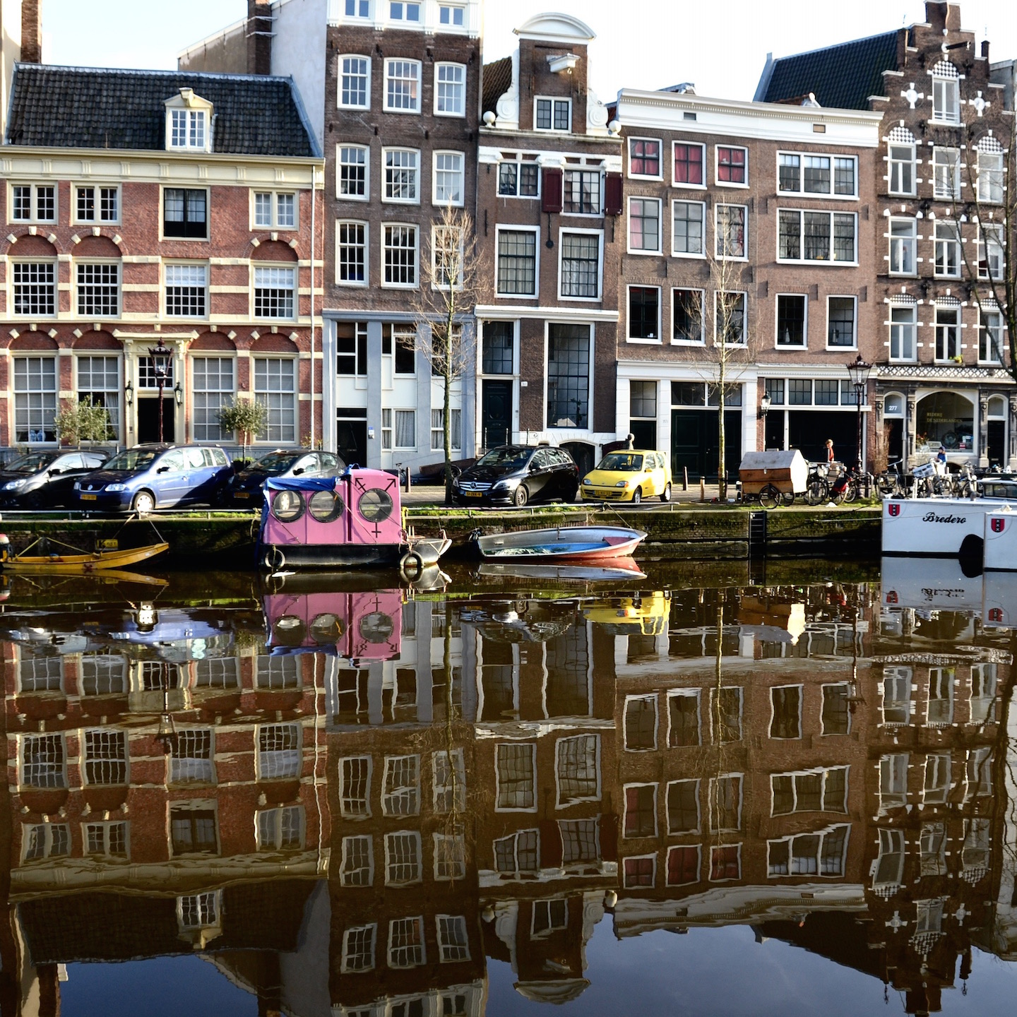 Discovery Games in AMSTERDAM