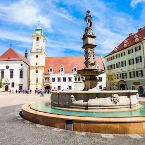 Bratislava's Hidden Gems