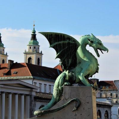 Ljubljana's Unusual Places