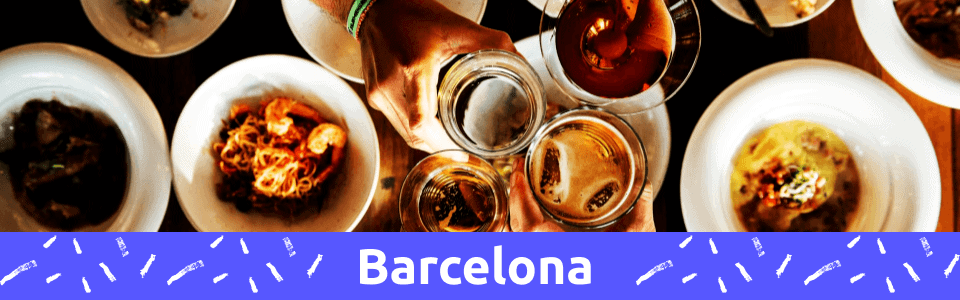7 Foodie Secrets in Barcelona