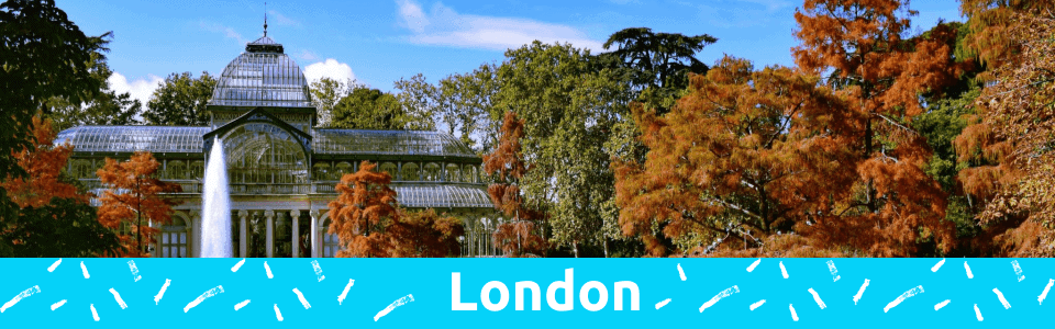 5 Best Parks and Green Spaces in London