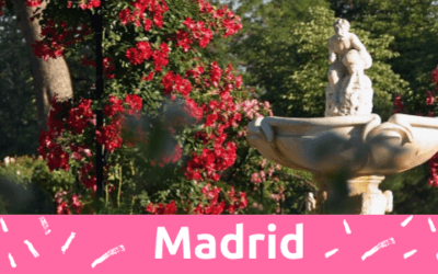 4 Best Hidden Parks and Gardens in Madrid
