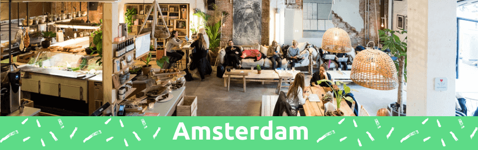 5 Best Cafes in Amsterdam
