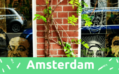 Amsterdam's Best Kept Street Art Secrets