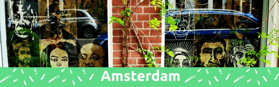 Amsterdam's Best Kept Street Art Secrets