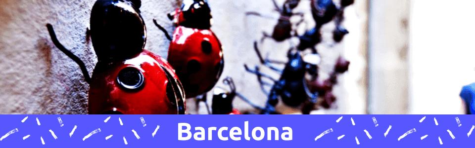 Barcelona's 6 Hidden Pieces Of Street Art