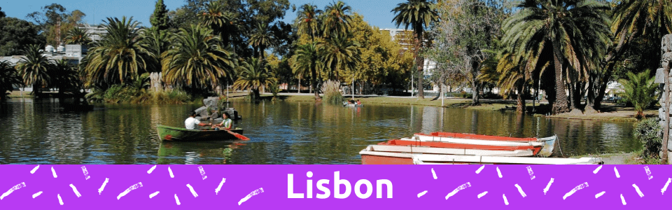5 Best Parks and Green Spaces in Lisbon