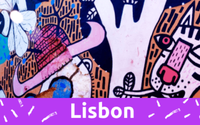 Lisbon's 10 Hidden Street Art Pieces